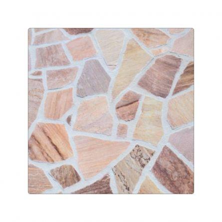 Piatra naturala Crazy Paving Pink Thin 1cm