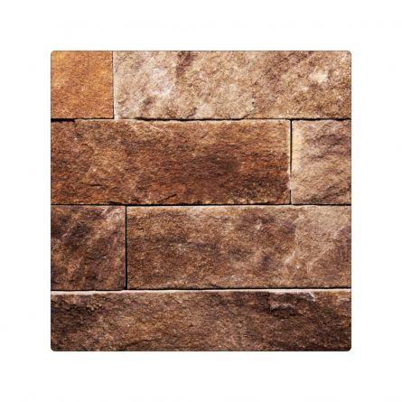 Piatra naturala gneiss maron rustic 10LL
