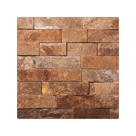 Piatra naturala gneiss maron rustic 5LL