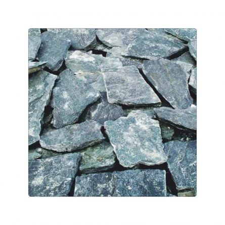 Piatra naturala gneiss verde forme mici