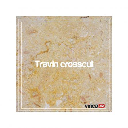 Placaj Marmura Travin Crosscut 60*30*1.2cm