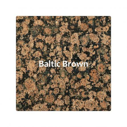Trepte Granit  exterior Baltic Brown 100*33*2 cm