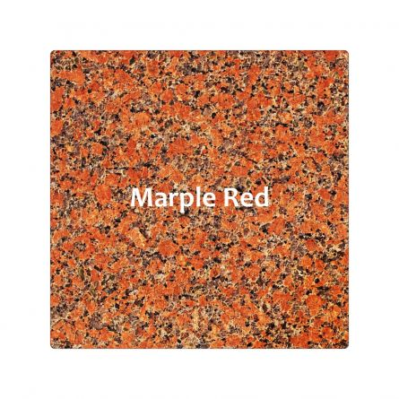 Trepte Granit  exterior Marple Red 100*33*2cm