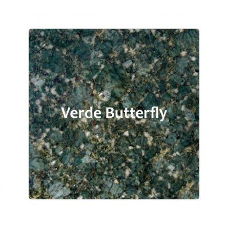 Trepte Granit  exterior Verde Butterfly