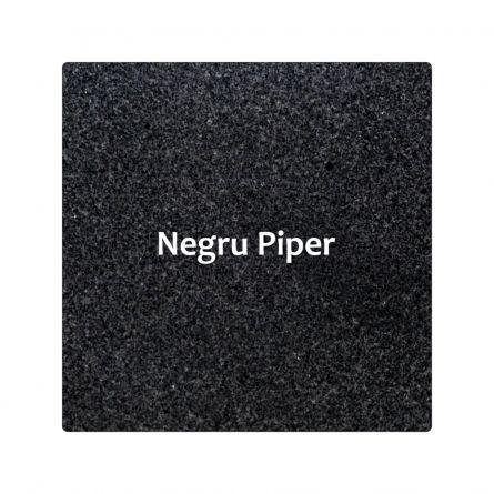 Trepte Granit  interior Negru Piper 100*33*2cm