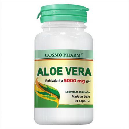 Capsule Aloe Vera 30cps - CosmoPharm