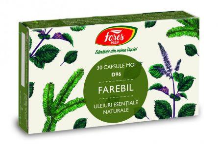 Capsule Farebil 30cps - Fares