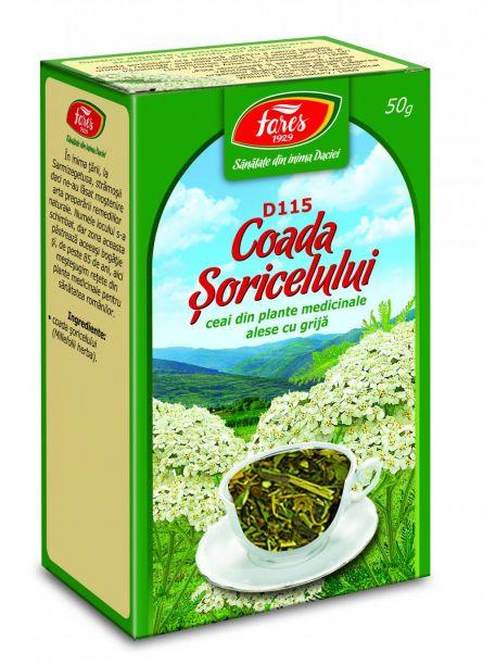 Ceai Coada Soricelului Iarba 50g - Fares