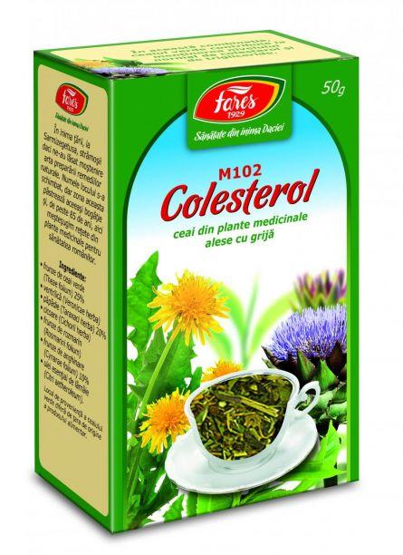 Ceai Colesterol 50g - Fares