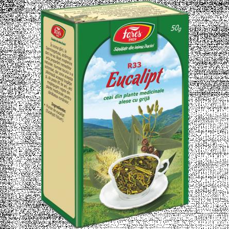 Ceai Eucalipt Frunze 50g - Fares