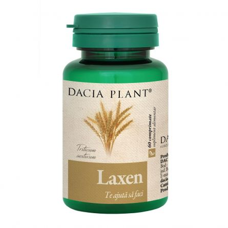 Comprimate Laxen 60cpr - Dacia Plant