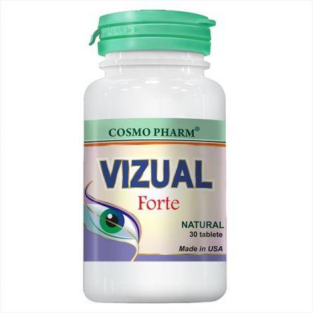 Tablete Vizual Forte 30tb - CosmoPharm