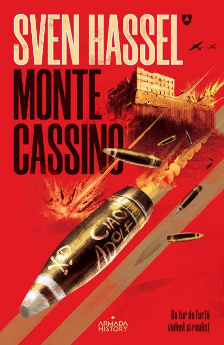 Sven Hassel - Montecassino editia 2020
