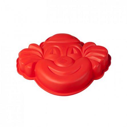 Forma Silicon Clown, 28x26xH4cm