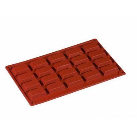 Forma Silicon MiniChec 4.9x2.6xh1.1cm, 20 cavitati