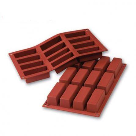 Forma Silicon MiniChec 7.9x2.9xh3cm, 12 cavitati