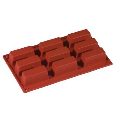 Forma Silicon MiniChec 8x3xh3cm, 9 cavitati