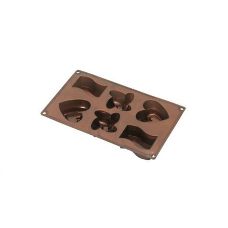Forma Silicon Monoportii, 6 cavitati