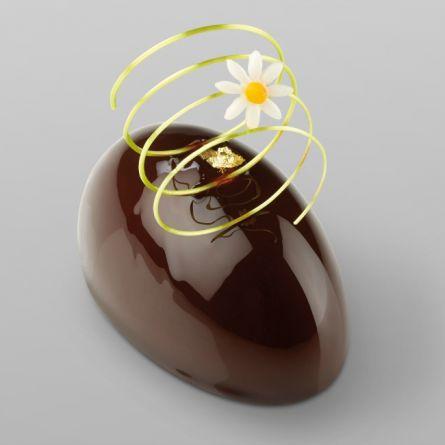 Forma Silicon Monoportii Oval 8.5x5xh4.3cm, 25 cavitati