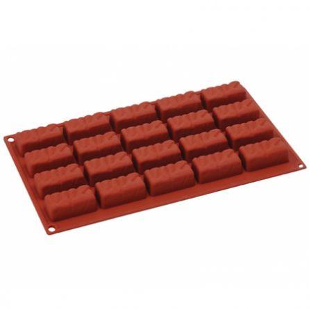 Forma Silicon Nougat 5x2.2xh2cm, 20 cavitati