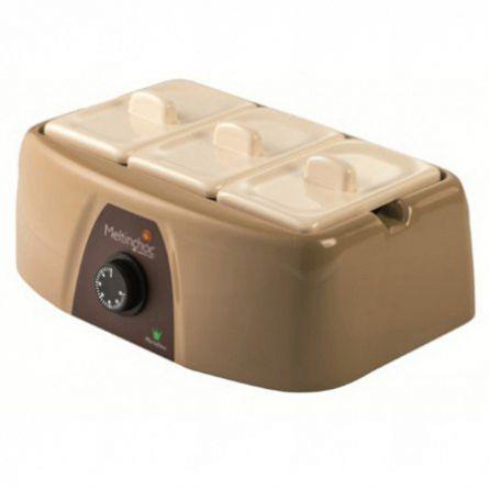 Masina analogica topit ciocolata, 3 vaschete x 0.8 litri