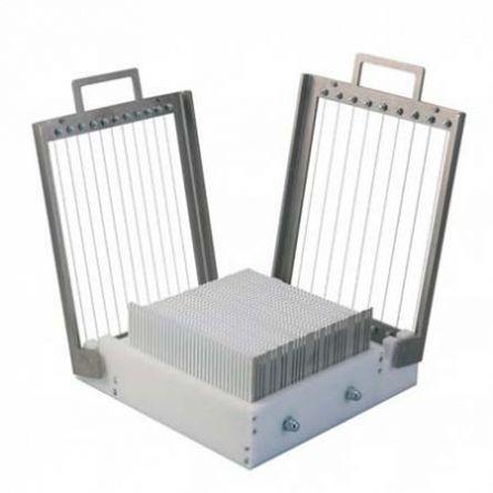 MiniChitara portionare Verticala cu 2 grile x 2.2 cm