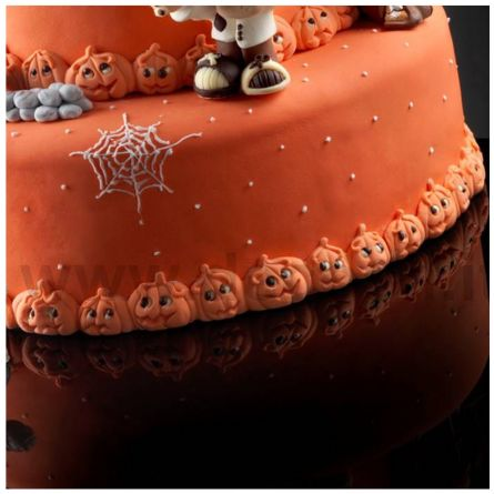 Mulaj Decosil Bordura Halloween Dovlecei