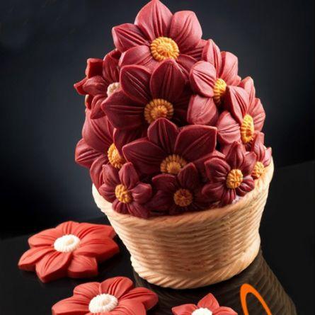 Mulaj Decosil Floare de Craciun mare