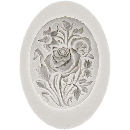 Mulaj Medalion design floral