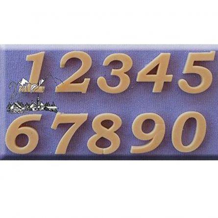Mulaj silicon Cifre Old Style