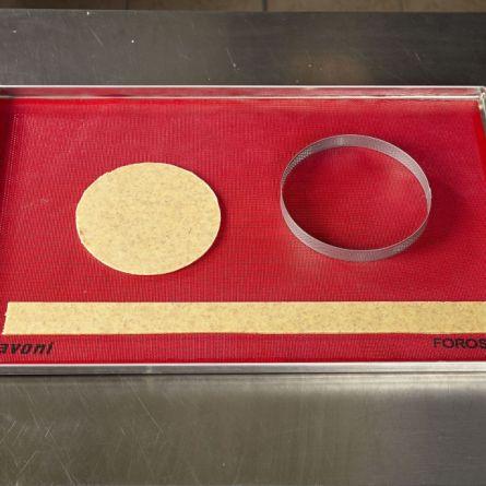 Rama Microforata Tarte Rotunde, Ø7xH2cm