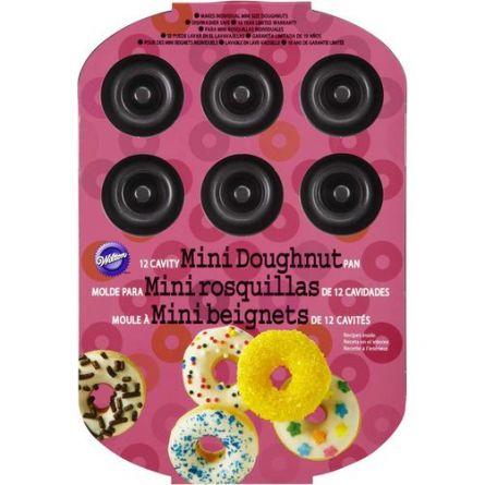 Tavita Gogosi mici, Mini Cake Donuts, 12 cavitati