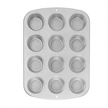 Tavita Minimuffins 12 cavitati antiaderenta, Ø5xh3cm