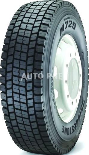 215/75R17.5 126/124M Bridgestone M729 M+S