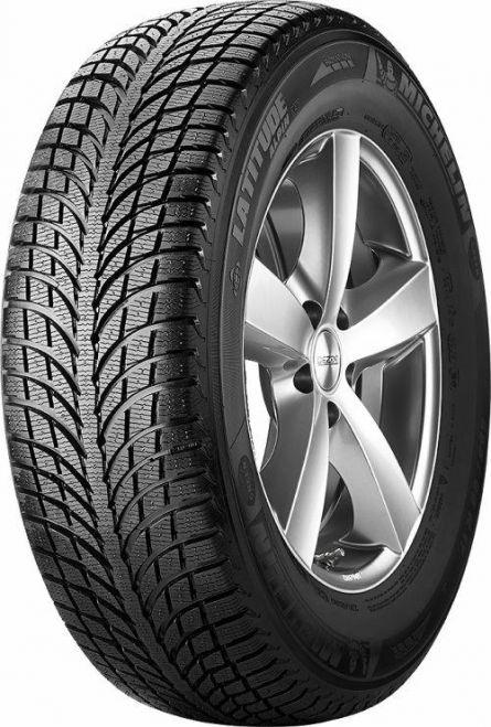 255/55R18 109H Michelin Latitude Alpin LA2 ZP*