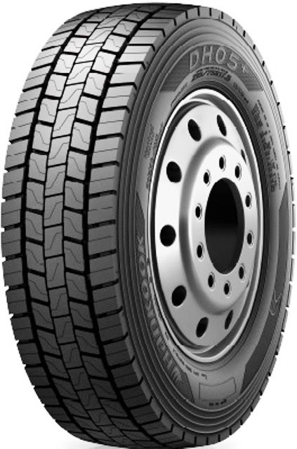 Anvelope Camion 305/70R19.5 148/145M Hankook DH05 M+S