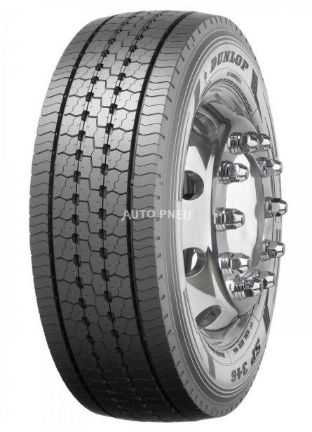 295/60R22.5 150K149L Dunlop SP346