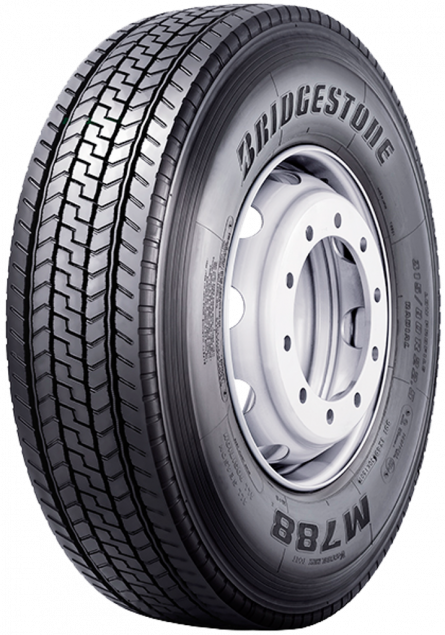 295/80R22.5 154/148M Bridgestone M788