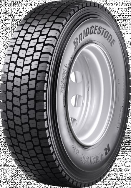 Anvelope Camioane 315/60R22.5 152/148L Bridgestone R-Drive 001