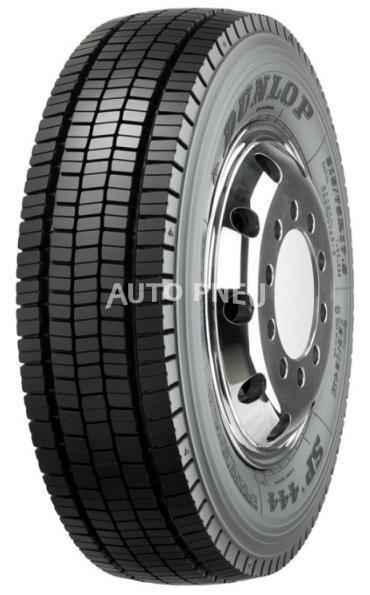 285/70R19.5 144M146L Dunlop SP444 M+S