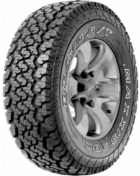Anvelope All Terrain 235/85R16 120/116Q Maxxis Worm Drive AT980 OWL P.O.R