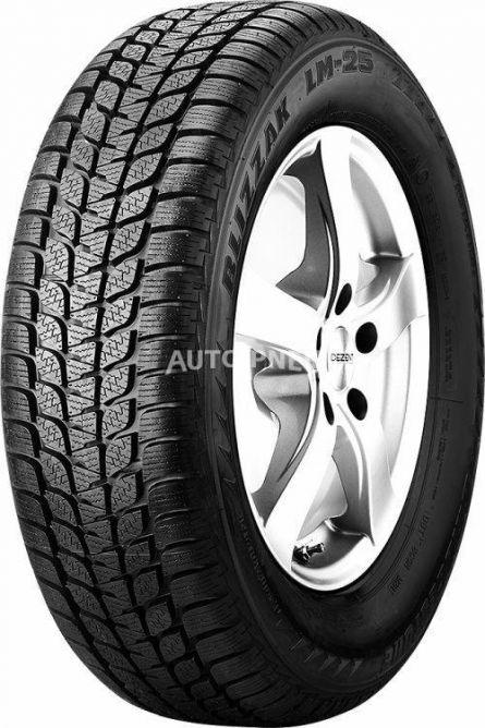 Anvelope Iarna 265/70R16 112T Bridgestone Blizzak  LM25 4X4