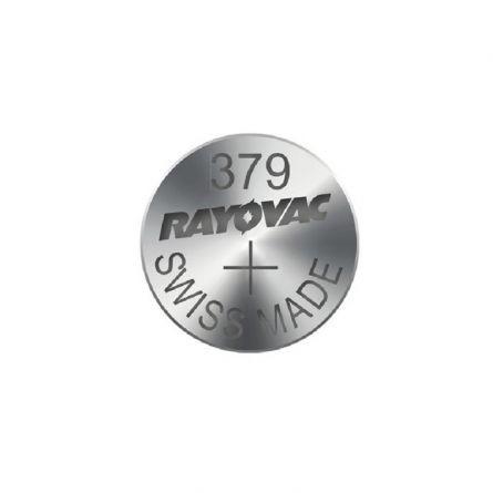 Baterie Rayovac 379, SR521SW