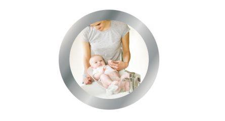 Adaptor chiuveta Chicco pentru baita bebe, 0luni+