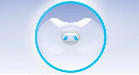 Aparatoare Chicco din silicon pentru mamelon marimea S-M, 2buc, 0luni+