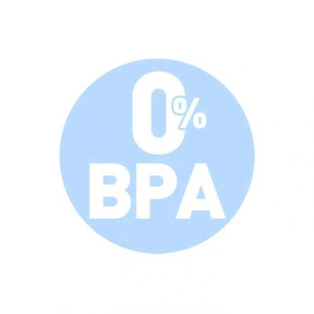 Biberon Chicco Natural Feeling, roz, 330ml, t.s., 6luni+, 0%BPA