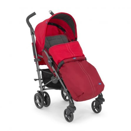 Carucior sport Chicco Liteway 2 Top, bara pliabila, Red, 0luni+