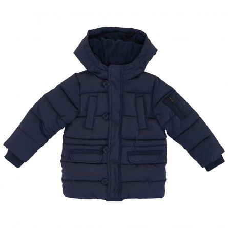 Jacheta copii Chicco, albastru inchis, 116