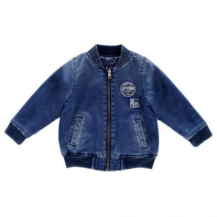 Jacheta copii Chicco, reversibila, albastru, 122