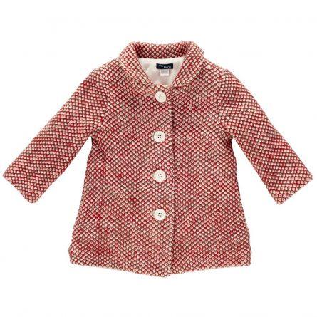 Jacheta copii Chicco, rosu, 80